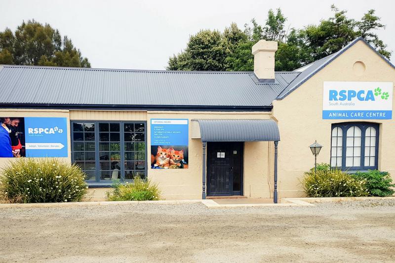 RSPCA Port Lincoln shelter