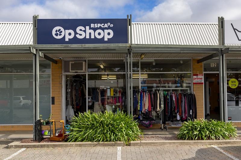 RSPCA Blackwood Op Shop - Photo by Deborah Simenko