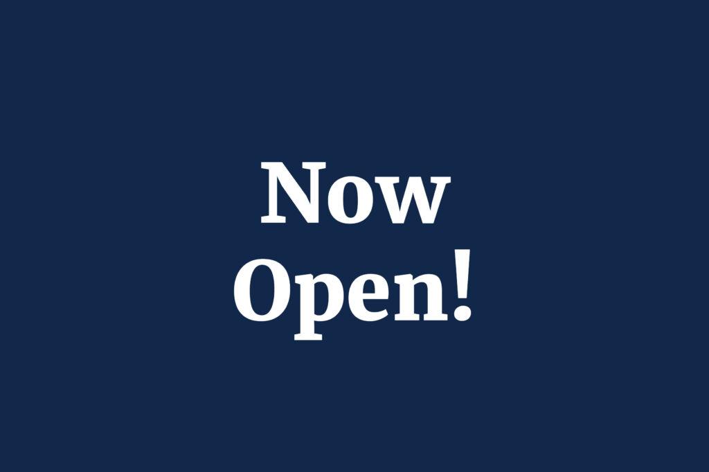 Op shop Now Open